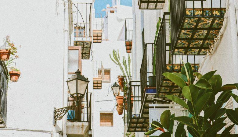 Peñíscola-Spanje