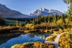 Slovenie-natuur
