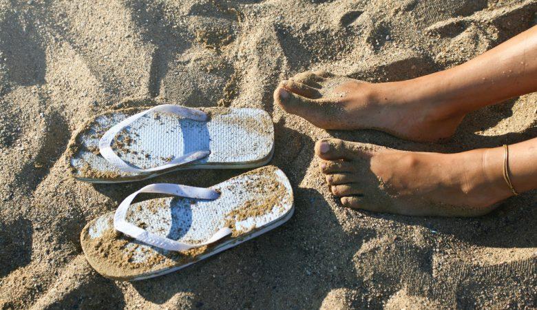 schoenen-strand